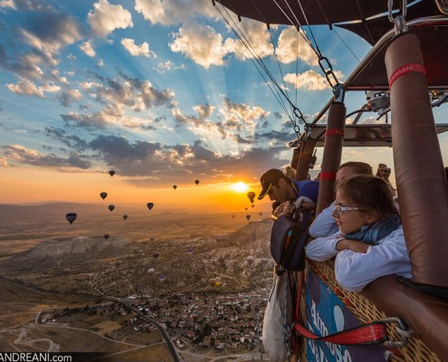 Cappadocia Landscape Photography