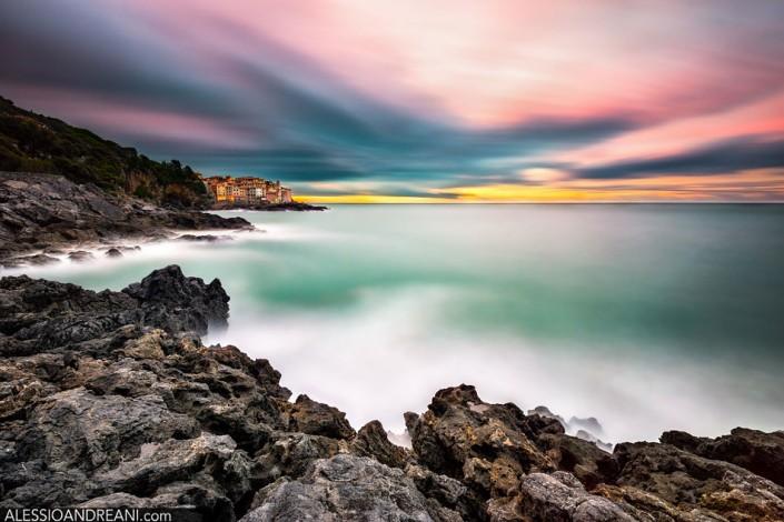Foto di paesaggio Tellaro