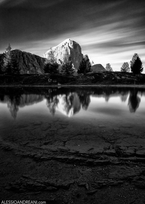 Lago Limides Dolomiti