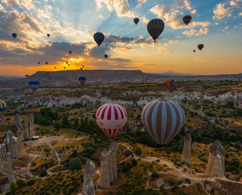 Cappadocia Love Valley