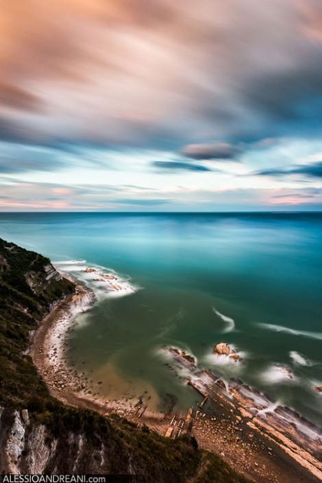 Fotografia di paesaggio Conero Marche