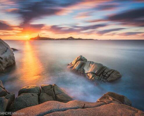 A Sunrise in Sardinia - Alessio Andreani - Sardinia