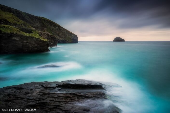 Seascape cornwall