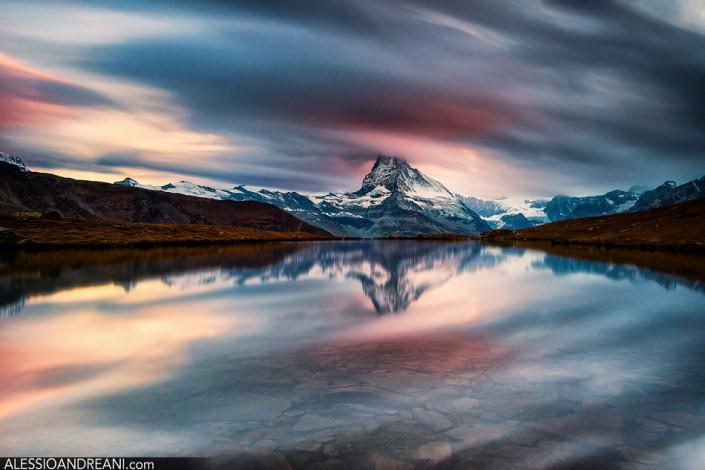 Mattherhorn landscape photography