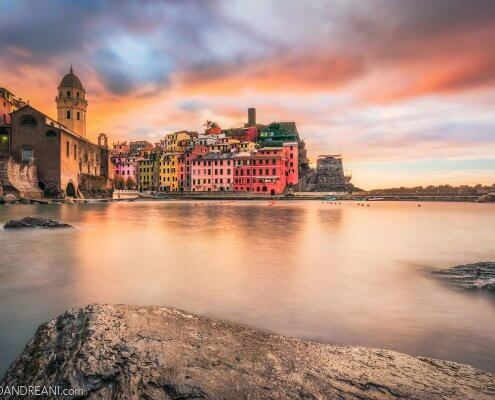 Nowhere to Arrive - Vernazza - Alessio Andreani
