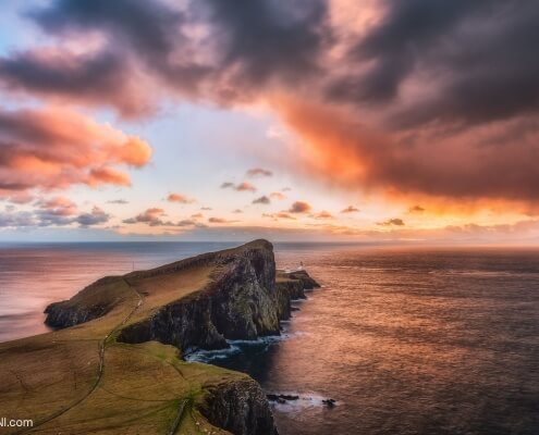 Isle of Skye seascape