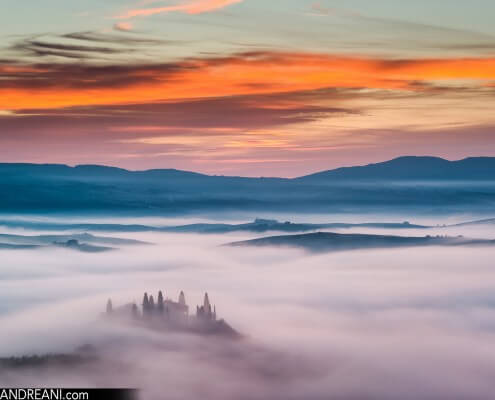 Val d'orcia Tuscany Landscape Photography