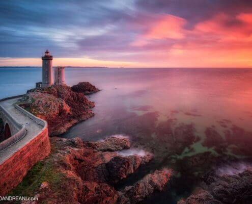 Lighthouses of Brittany petit Minou