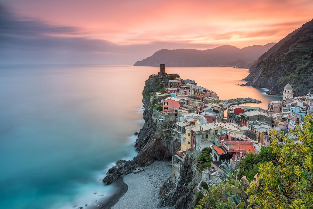 Corso Fotografia Cinque Terre