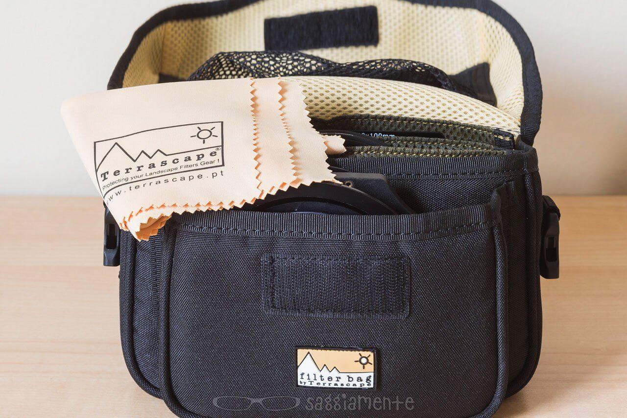 Slot-in Filters Bag