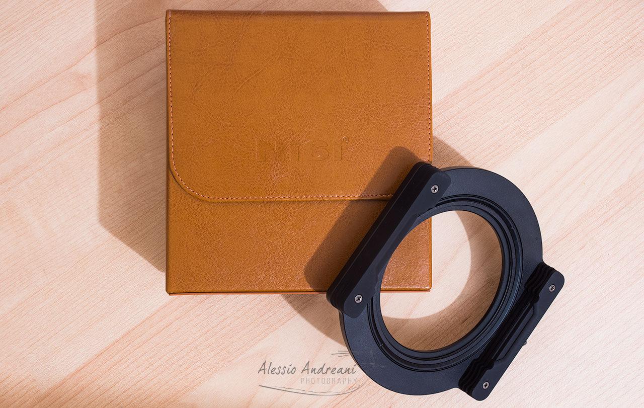 NiSi V5 filter holder