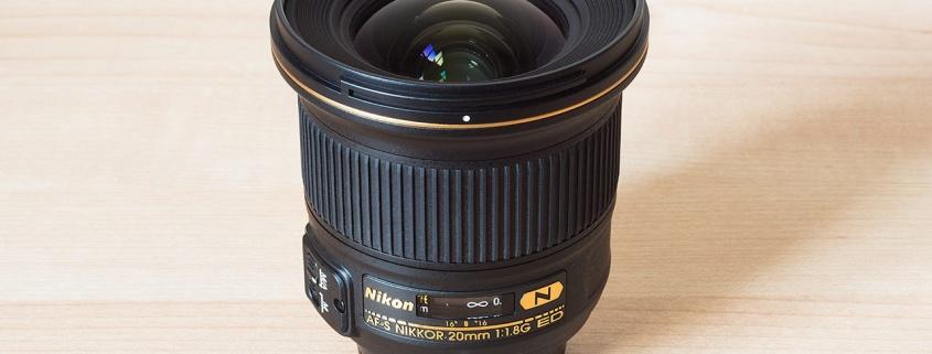 Review Nikon 20mm f/1.8