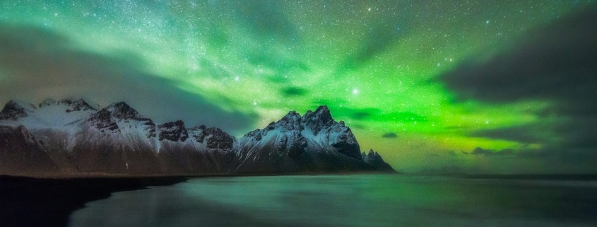 How to shot Aurora Borealis