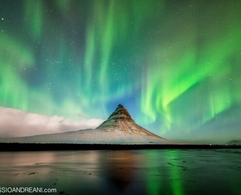 How to shot Northern Lights