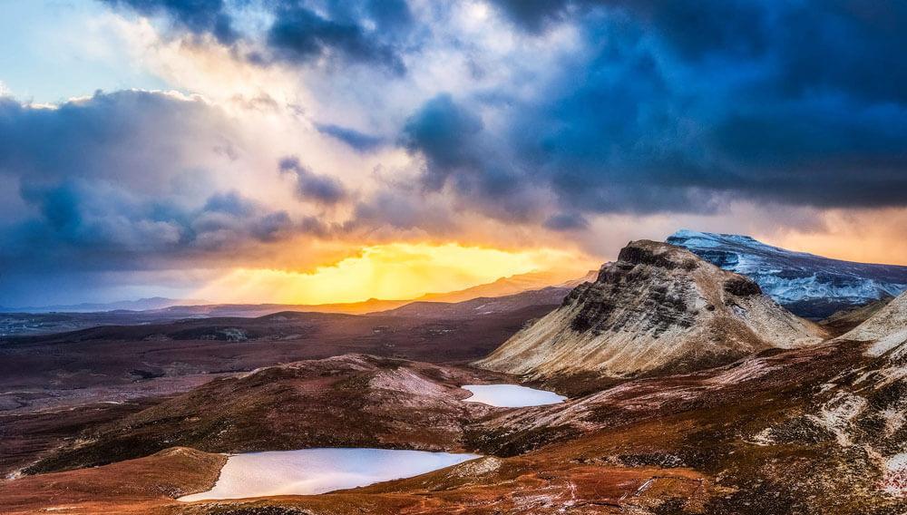 Tour fotografico in Scozia e Isola di Skye